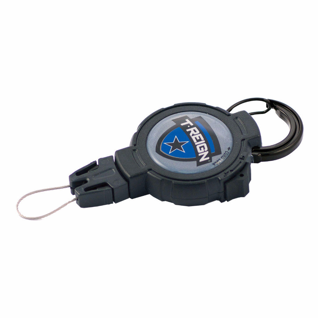 Xtreme Duty Outdoors Retractable Gear Tether - T-REIGN Outdoor Products - 1