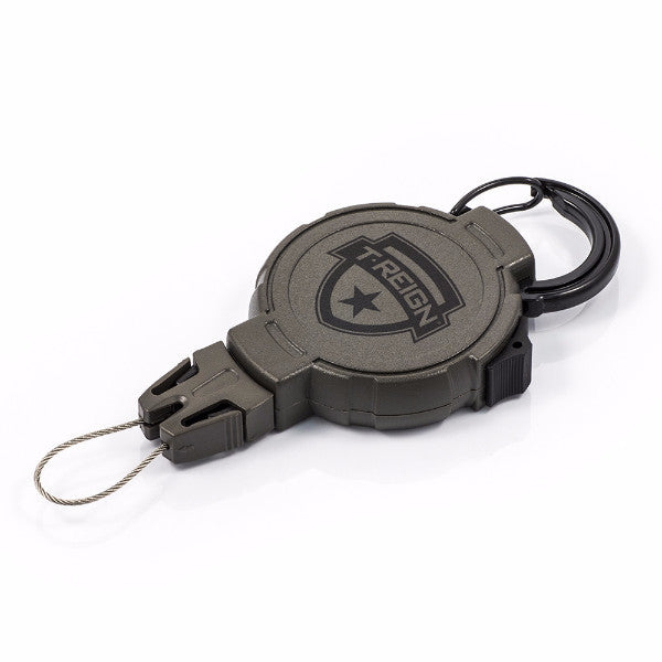 Large Hunting Retractable Gear Tether - T-REIGN Outdoor Products - 1