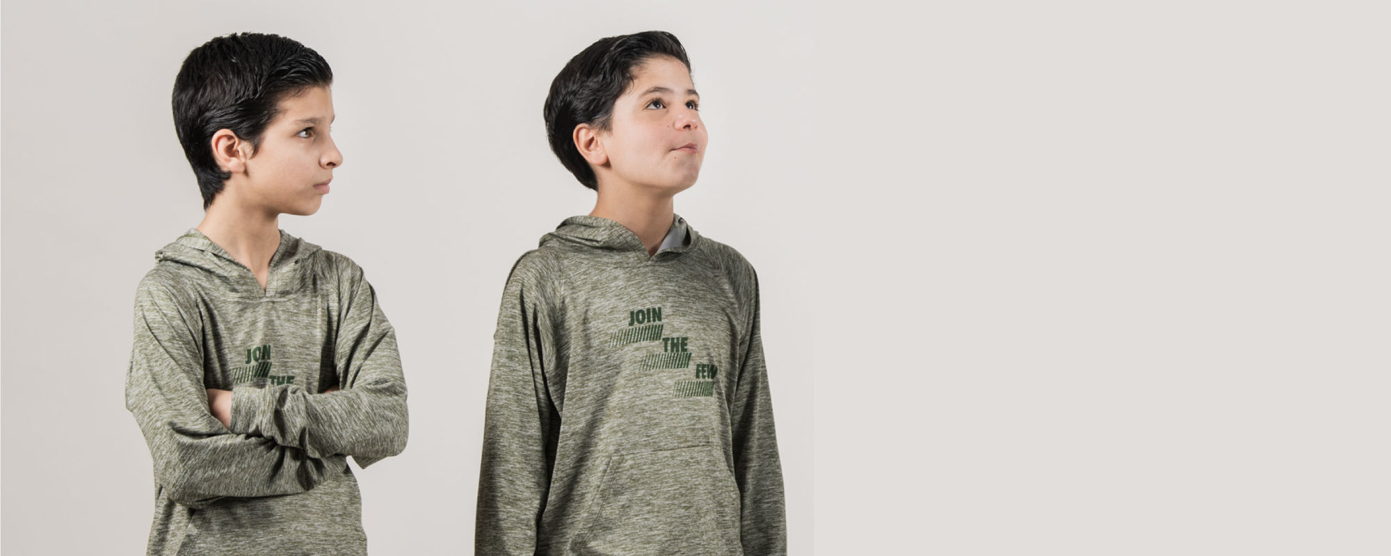 Kids Troop's Long Sleeves