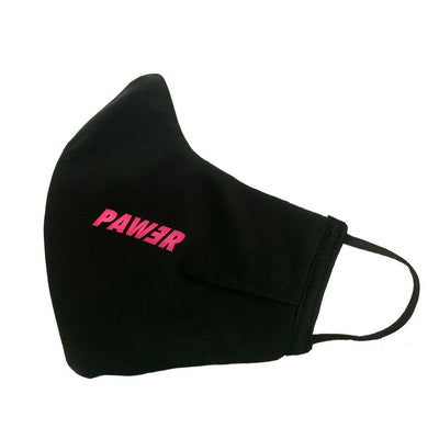 Pawer Mask Pink