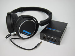 Headphones and Digital-to-Analog Converter Bundle