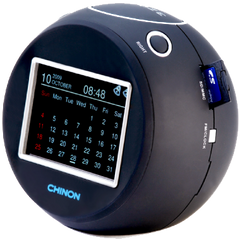 CHINON P8Z Digital Photo Frame Clock