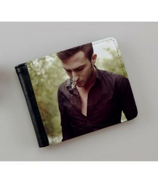 Sublimation Bi-Fold Wallet with  Extra Card Slot for Men