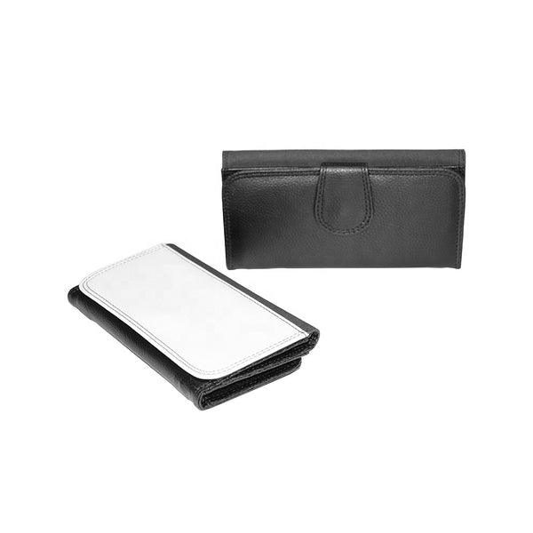 Sublimation Tri-Fold Hand Wallet for Women
