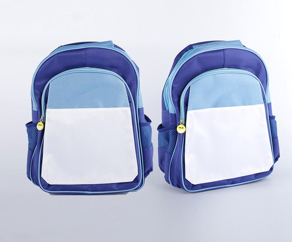 Full Size School Backpacks for Sublimation - 5 colors