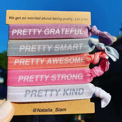 Pretty Elastics (Set Of 5)