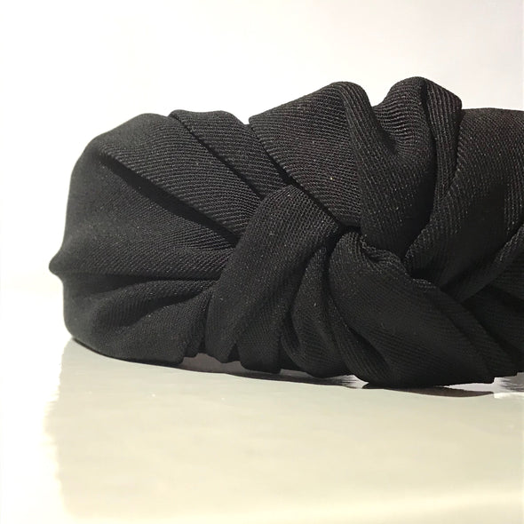 Claudi Headband - Black