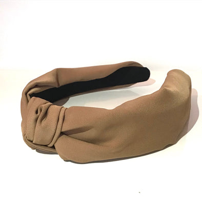 Claudi Headband - Tan