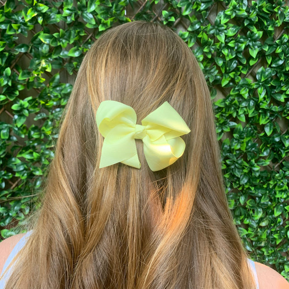 Lemon Bow