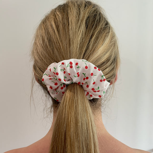 Cherry Scrunchie - V1