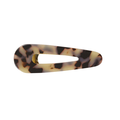 Lola tortoiseshell hair clamp
