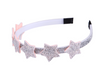 Mermaidia Headband - Silver