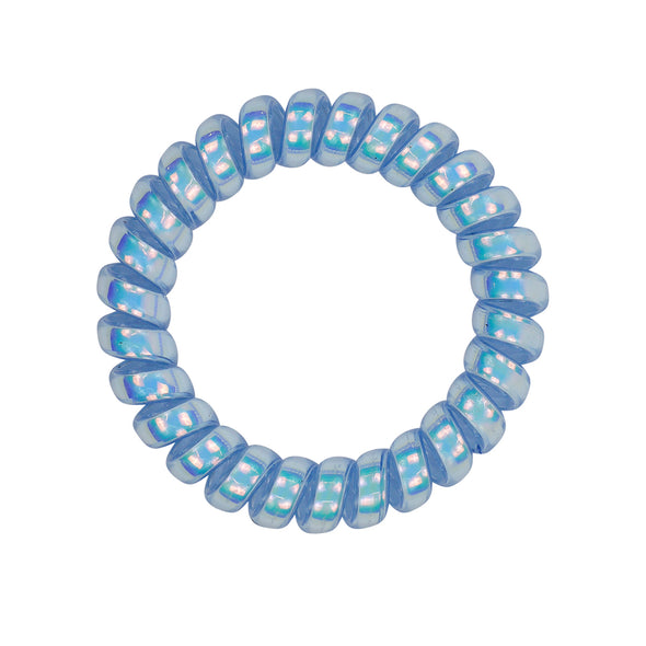 Spiral Elastics - Blue Set Of 5
