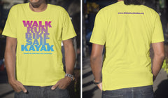 Neon Yellow - Sport T-Shirt