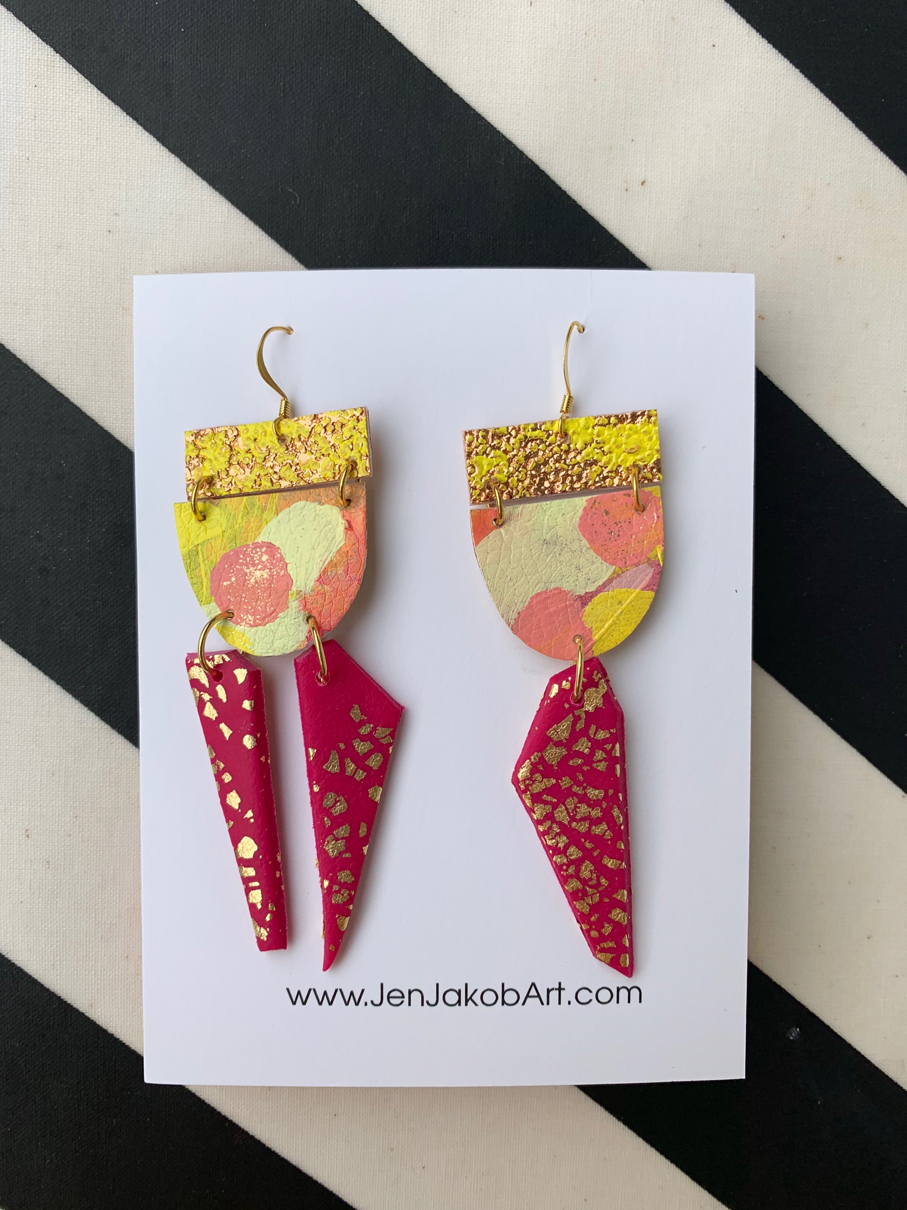 Dangle Earrings #6