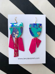 Dangle Earrings #14