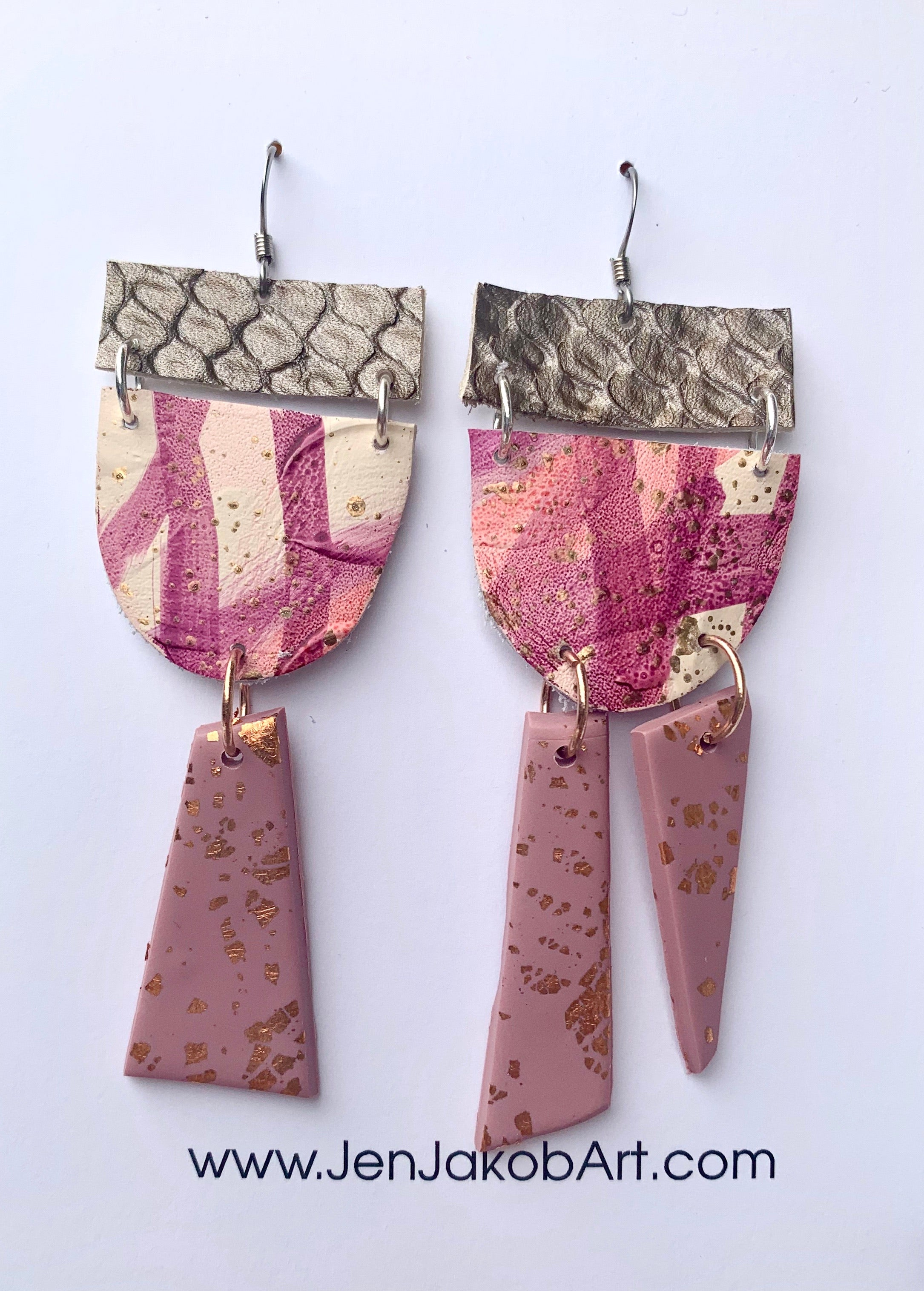 Dangle Earrings #12
