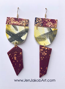 Dangle Earrings #7
