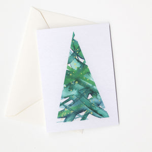 Set of 10 Christmas Greeting Cards