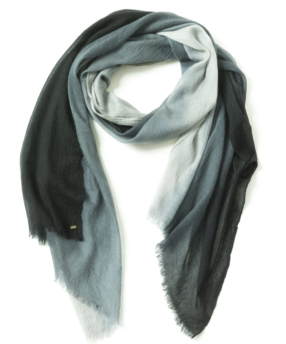 PAVANA CASHMERE OMBRE SCARF