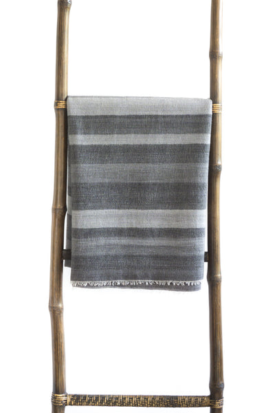 RAKTA STRIPED THROW