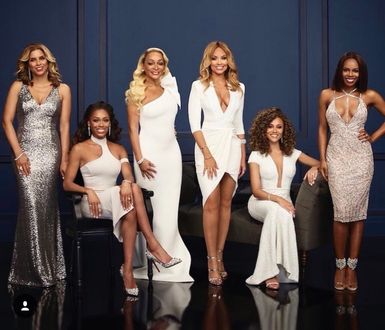 Real Housewives Of Potomac- Isn't So Boring Since Monique Stepped On The Scene!