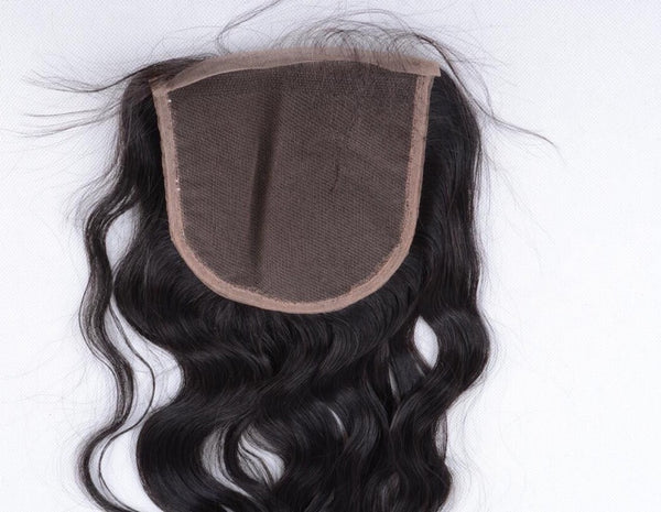 Cambodian Wavy Lace Closure 5x5