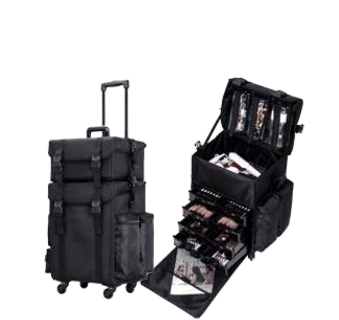 Regal Beauty Traveling Case