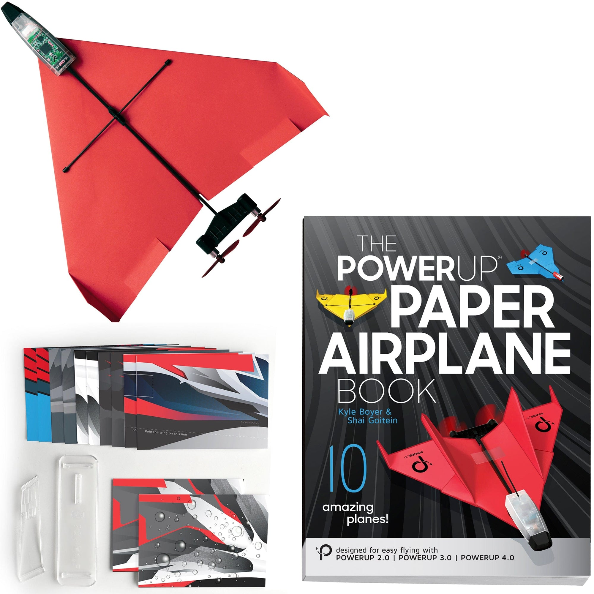 POWERUP 4.0: Flight Manual Bundle