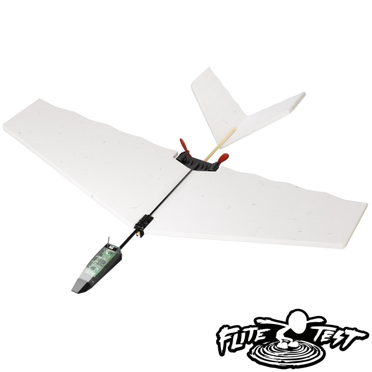 EZ Streak Foam Airplane Kit