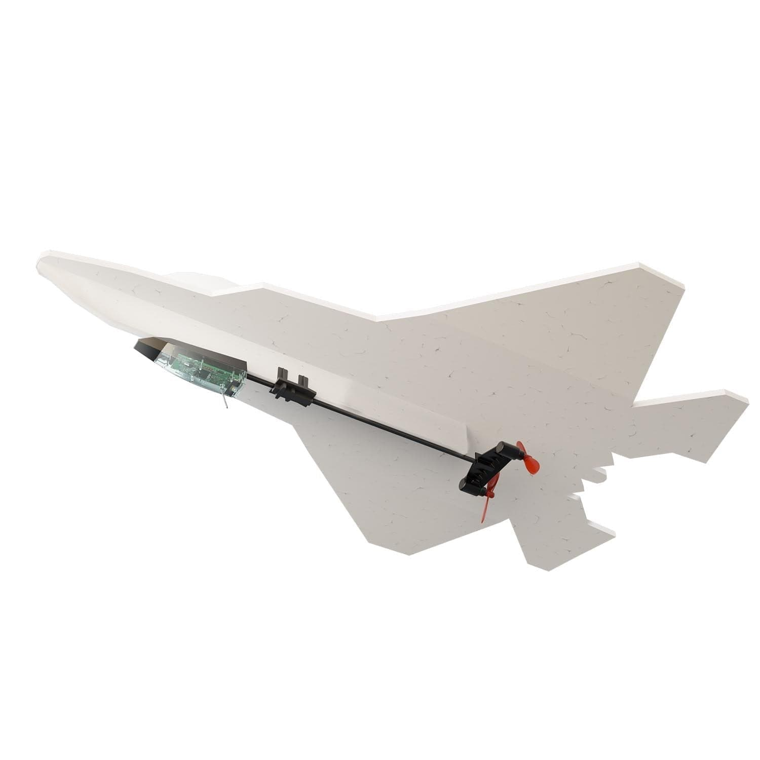 F22 Foam Airplane Kit