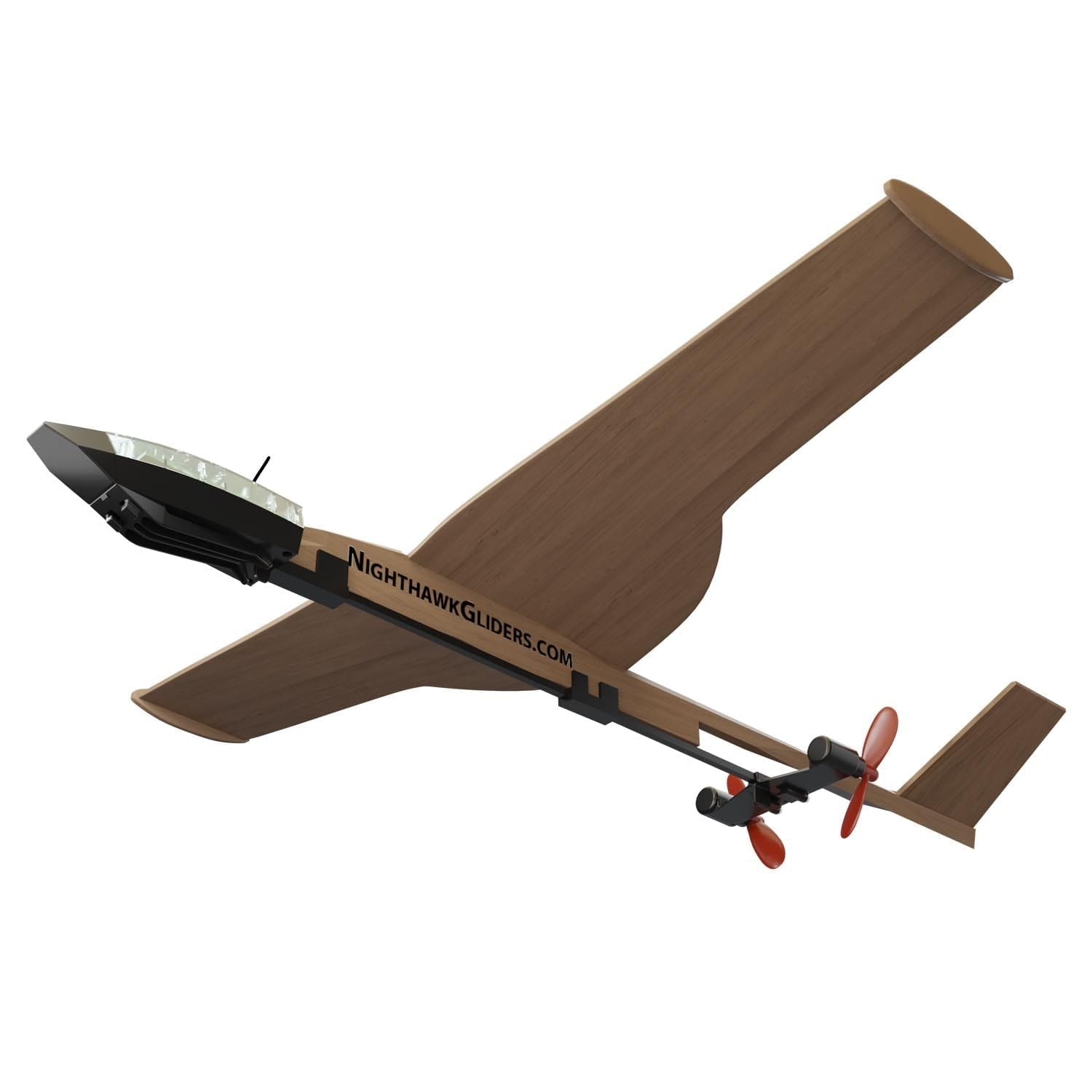 Tornado Updraft 12 - Balsa Airplane Kit