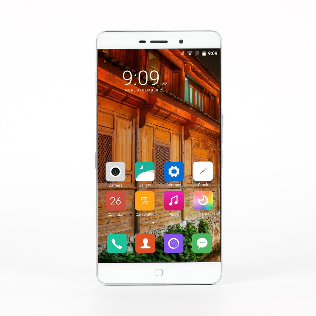 Elephone P9000 Helio P10 Octa Core 5.5 Inch RAM 4GB Android 6.0 Mobile Phone White