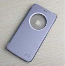 Original Leather Case for Elephone P8000 Grey