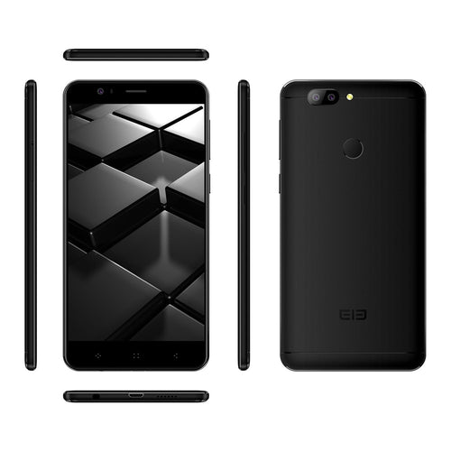 Elephone P8 Mini Octa Core 4GB RAM Android 7.0 Mobile Phone Black 64GB