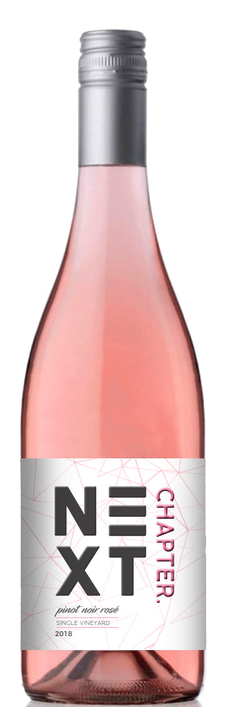 Next Chapter - Pinot Noir Rose 2018