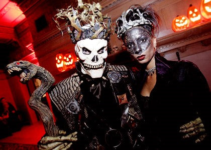 7 Most Expensive Halloween Parties | VIVO Masks