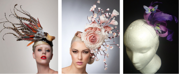Our Favourite Fascinators to Wear to the Races  7ada171e883