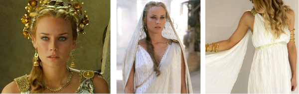 helen of troy - Helen Of Troy Halloween Costume