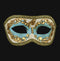 Colombina Occhi SkyBlue Masquerade Mask