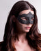 Colombina Stella Black Masquerade Mask
