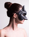 Diavolo Iron Black Devil Masquerade Mask