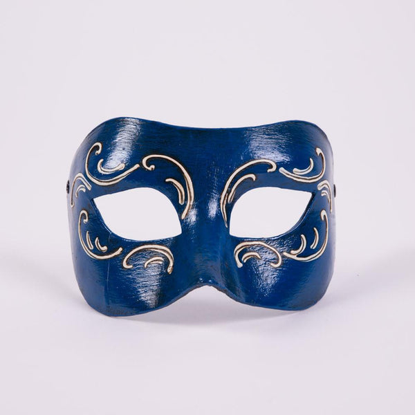 Blue Masquerade Masks For Men