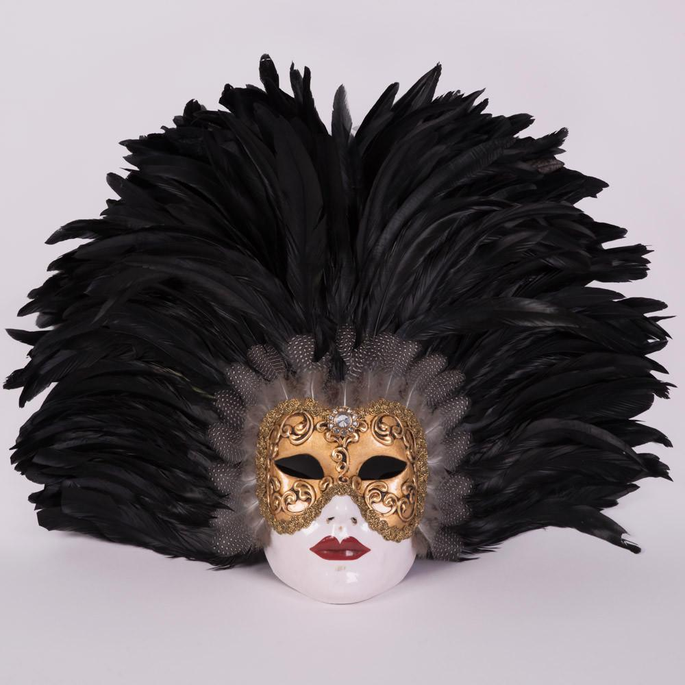 Nicole Kidman 'Eyes Wide Shut' Masquerade Mask