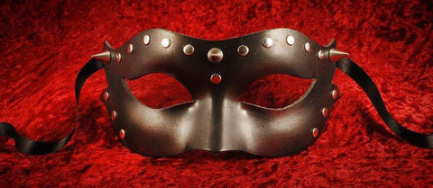 Black Lady Graz A Masquerade Mask