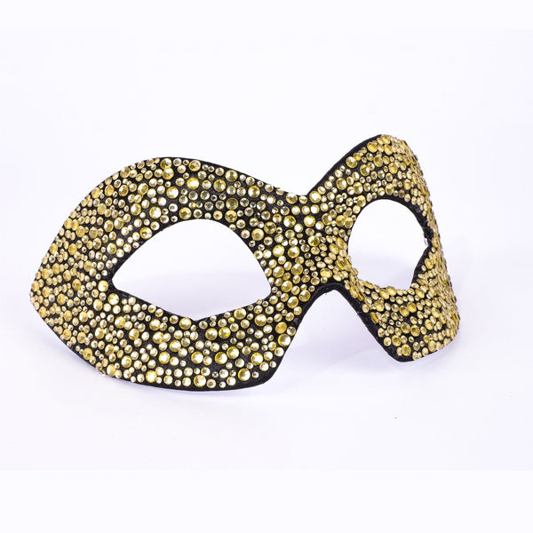 Hero Strass Gold Black