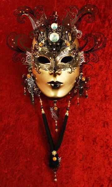 Joy Masquerade Mask