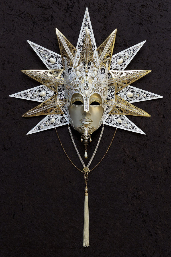 Magnificent Sole Lux Masquerade Mask