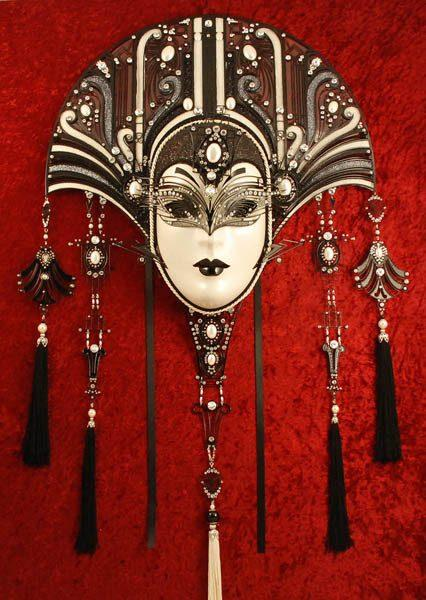 Magnificient Deco Masquerade Mask
