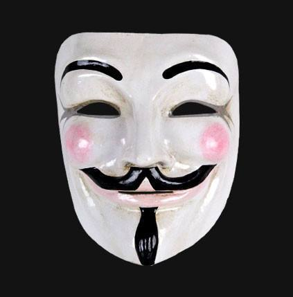 V for Vendetta Masquerade Mask
